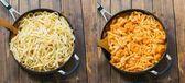 Garnelenfettuccine mit gebratener Pfeffersoße – COOKTORIA   – Italian pasta recipes