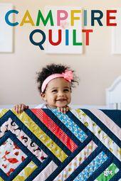 Campfire Quilt Pattern – Tipps, Bilder & Stoff