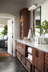 +24 The Advantages Of Farmhouse Bathroom Decor Joa…