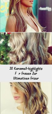 30 caramel highlights for women for the ultimate hairstyle