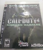PS3 Call of Duty 4 Modern Warfare  – Products