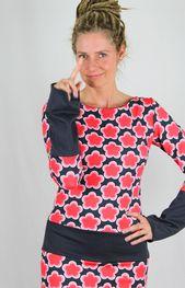 Vestido retro, traje de otoño, vestido de costura, patrón de costura del vestido, ADELE el vestido   – Nadel und Faden✂️