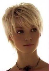Damenfrisuren für kurzes Haar