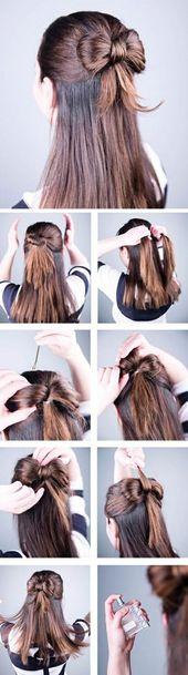 1001 + idées pour de belles coiffures Plus des instructions pour créer les vôtres   – Haarfrisuren