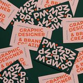 Illustrator Business Card Business card design  @carddsgn  #Regram via @www.instagram.com/p/Bwq01txhFgm...
