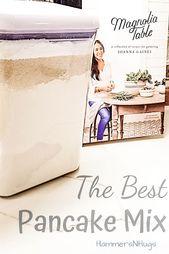 Joanna Gaines 'bester Pfannkuchen-Mix – #beste…