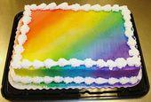 Regenbogenkuchen   – 11th Birthday
