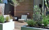 garten gestaltung ausgefallener sessel pflanzen – #ausgefallener #Garten #Gestal …