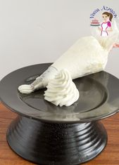 Stabilized whipped cream is the best way to increase the shelf life of desserts….