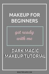 Dark Green Makeup Tutorial Using the Jaclyn Hill Vault Collection Dark Magic Palette