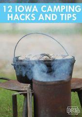 12 Iowa Camping Hacks and Tricks