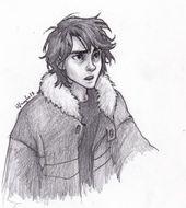 • Meine Kunst Percy Jackson Jason Gnade Nico di Angelo Helden von Olympus HoO hoh sp …
