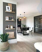 Décoration de salle de séjour pour votre appartement #residence # décoration #life #dekorati