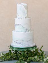 Romantic Green Bridal Inspiration with Elegant Florals