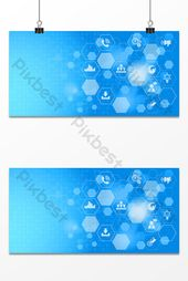 Business technology blue fresh internet futuristic fashion background | Backgrounds PSD Free Download – Pikbest