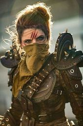 Fallout Cosplay Art