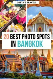 20 instagrammable Orte in Bangkok (mit genauer Lage!)