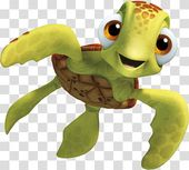 Green And Brown Turtle Turtle Nemo Smoothie Youtube Clownfish Finding Nemo Transparent Background Png Clipart Finding Nemo Turtle Nemo Turtle Painting
