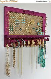 #Farbe #den #graviert #fleck #hook #jewelryorganiz …