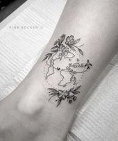 Travel Tattoo Sehen Sie, wer die Referenzen der Künstler im Thema sind – Malika Gislason