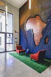 Das neue Büro in Johannesburg von Facebook – #Bü…