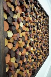 Hallo, willkommen bei Stains And Grains, maßgefertigte Kompositionen aus Holz. …