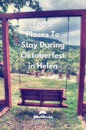 Helen Georgia Hotels, Motels, Cabins & Suites: 5 Übernachtungsmöglichkeiten w…