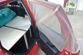 Ultimativer Road Trip Auto Umbau (Honda Fit)   – Camping Honda Jazz
