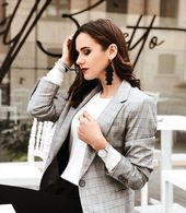Black Stacked Tassel Earrings – # Fashion # Fashion Trends # Fashionista # Jewelry #g – https://jewelry.listsforyou.com/ – Jewelry