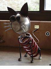 """Sammeln Sie exzellente Ideen für """"Metallbaumkunstprojekte"""". Sie werden für … – Metal tree art"""