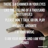 andante andante lyrics