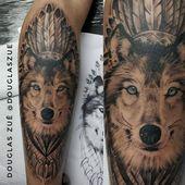 Wolf … Tattoo 🔥5hrs ….. Budgets Whats 011 992879209🔥 #tattoo #ink …