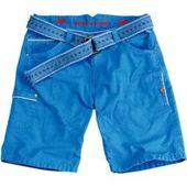 Lee Jeans Shorts 'rider Short' hellblau Leelee