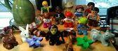 Vintage Duplo Lego Menschen Tiere & Blumen. Original 15 seltene Funde! #affli …   – Lego LOVE