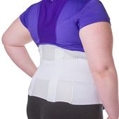 Plus Size Bariatric Back Brace in Big & Tall Extra Large Sizes up to 6XL
