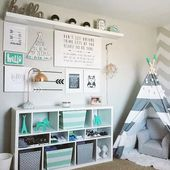 Photo of 55 Best Ideas Fun Kid Play Room Design That You Must Have In Your Home 001