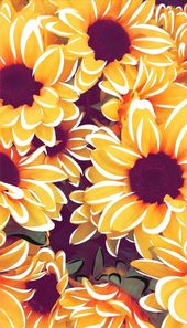 Flower   Wallpapers   iPhone   Android – #aesthetic #Android #pc #desing #…