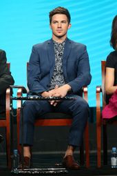 Matt Lanter Photos Photos: 2016 Summer TCA Tour – Day 7