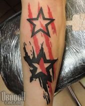 Fototattoo Tattoo Dragon – Tattoo Muster auf den Unterarmen