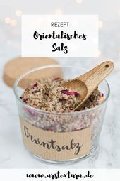 Photo of Make DIY herbal salt yourself