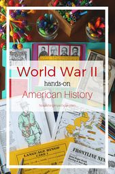 World Conflict II Fingers-On American Historical past