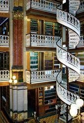 45+ der majestätischsten Bibliotheken der Welt – …