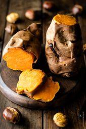 Cómo hacer batatas al horno   – Comida sana
