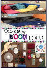 Sensory Room Tour!