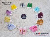 Cute Doll Shoes Sneakers for 1/6 Dolls, Blythe, Pullip, BJD, Licca, Azone Jerryberry, Momoko – Doll