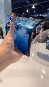 Amazing Foldable Smartphone 2020
