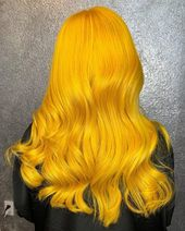 Mustard Hair Color