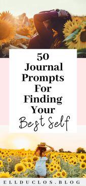 50 Fragen, die beantwortet werden müssen, um Ihr bestes Wachstum zu erzielen   – Journey to a Life You Love