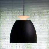 Lumini Super Bossa Pendelleuchte, 75 cm, Fluo, silberNostraforma.com