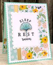 Schlafen, ausruhen ..